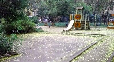 Photo of Playground Двор ул. Нежинская 4 at Ул Нежинская 4, Санкт-Петербург, Russia