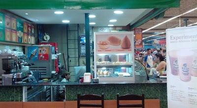 Photo of Cafe Casa do Pão de Queijo at Extra Hipermercado, Diadema, Brazil