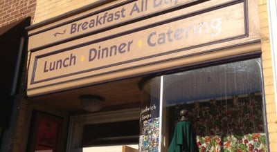 Photo of Breakfast Spot Alana's Cafe at 1408 Burlingame Ave, Burlingame, CA 94010, United States