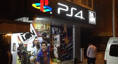 Photo of Arcade Salon Playstation & Cafe at Ayasofya Mahallesi, Trabzon, Turkey
