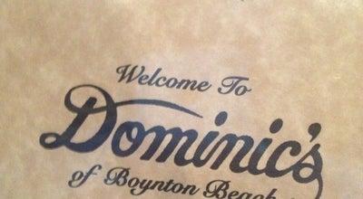 Photo of Italian Restaurant Dominic's of Boynton Beach at 1790 N Congress Ave # 700, Boynton Beach, FL 33426, United States