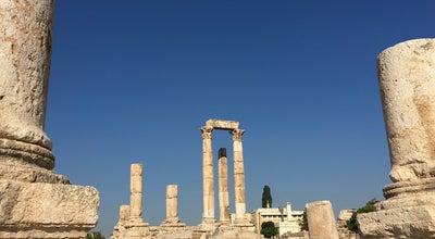 Photo of Historic Site Hercules Temple at Jordan