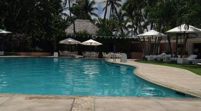 Photo of Water Park Lyford Cay Club Pool at Bahamas