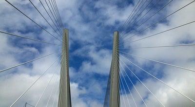 Photo of Bridge Золотой мост at Светланская Ул., Владивосток 690000, Russia