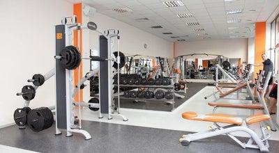 Photo of Gym / Fitness Center Atletika Fitness [Mezciems] at Gaiļezera Iela 8, Rīga LV-1079, Latvia