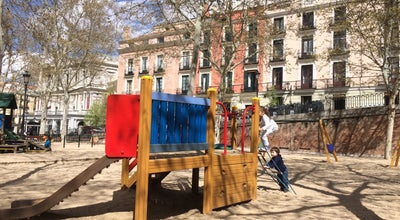 Photo of Playground Parque infantil at Spain