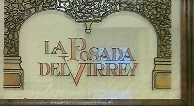 Photo of Mexican Restaurant Restaurante La Posada Del Virrey at Jardín Hidalgo 3, San Luis Potosi 78000, Mexico