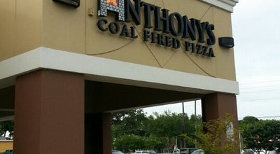 Photo of Pizza Place Anthony's Coal Fired Pizza at 2532 N Mcmullen Booth Rd, Clearwater, FL 33761, United States