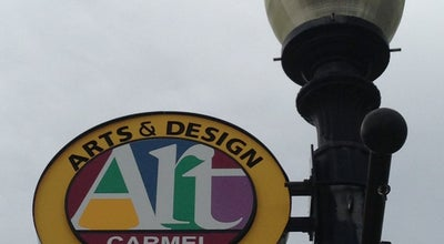 Photo of Art Gallery Carmel Art & Design District at Main St & Rangeline Rd, Carmel, IN 46032, United States