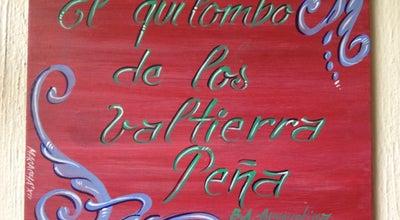 Photo of Speakeasy El Quilombo de los Valtierra at Chesterton, Mexico