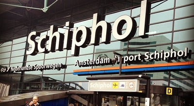 Photo of Airport Amsterdam Airport Schiphol (AMS) at Aankomstpassage, Schiphol 1118 CP, Netherlands