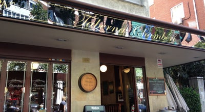 Photo of Restaurant Taberna Chamberi at Paseo De San Francisco De Sales, 28, Madrid 28003, Spain
