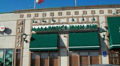 Photo of Bar Malarkey's Irish Pub at 35750 Warren Rd, Westland, MI 48185, United States