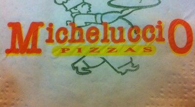 Photo of Pizza Place Pizzaria Micheluccio at Av. Saudades, 1635, Limeira 13480-070, Brazil