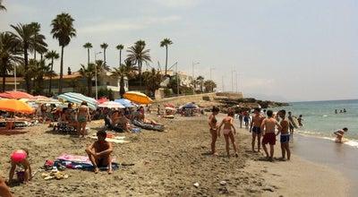 Photo of Beach Playa La Torrecilla at Nerja 29780, Spain