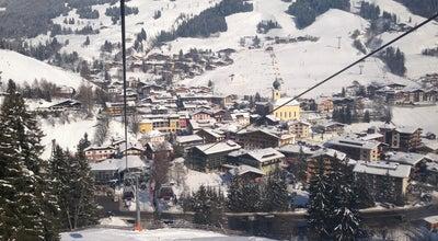 Photo of Ski Chairlift Schattberg X-Press at Saalbach 5753, Austria
