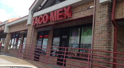 Photo of Mexican Restaurant Taco Mex at 13830 Old Columbia Pike, Silver Spring, MD 20904, United States