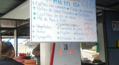 Photo of Food Truck El Arbolito at Isidoro Sepúlveda, Mexico