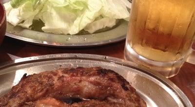 Photo of Japanese Restaurant 一鶴 心斎橋店 at 中央区心斎橋筋2-6-14, 大阪市 542-0085, Japan