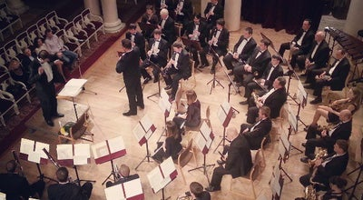 Photo of Concert Hall Національна філармонія України at Володимирський Узвіз, 2, Київ 01001, Ukraine