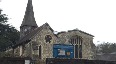 Photo of Church St Stephens Church, St Albans at 14 Watling St, St Albans, United Kingdom