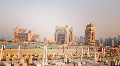 Photo of Beach Katara Beach at Doha, Qatar