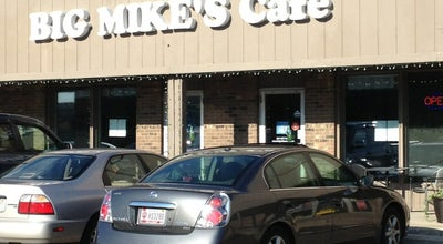 Photo of Italian Restaurant Big Mike's Cafe Americana at 9611 N College Ave, Indianapolis, IN 46280, United States