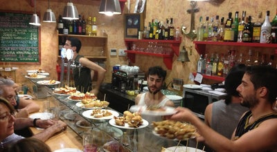 Photo of Tapas Restaurant Taberna Blai Tonight at C. Blai, 21, Barcelona 08004, Spain