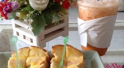 Photo of Dessert Shop Cups milk at Thailand