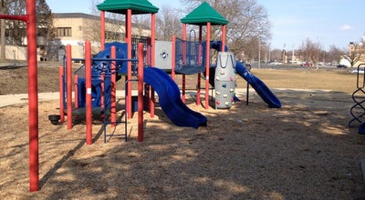 Photo of Playground Kendall Park at 5th Ave, Naperville, IL 60563, United States