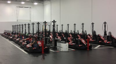 Photo of Racetrack Speeders Indoor ProKarts at 58 Aero Dr N.e., Calgary, AB T2E 8Z9, Canada