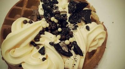 Photo of Ice Cream Shop chillbox frozen yogurt at Ασκληπιού 23, Λάρισα, Greece