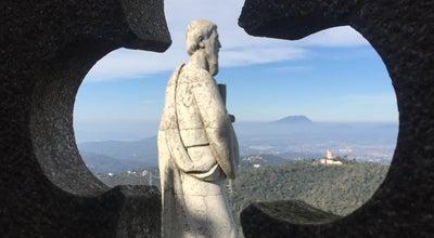 Photo of Mountain Tibidabo at Barcelona, Spain