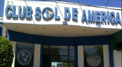 Photo of Basketball Court Club Sol de América at 5ta. Avenida, Asuncion, Paraguay