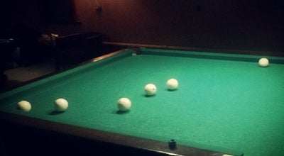 Photo of Pool Hall Frame at Russia