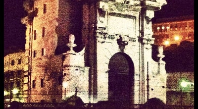 Photo of Monument / Landmark Porta Pia at Via Xxix Settembre, Ancona 60122, Italy