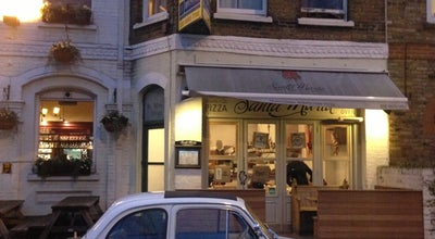 Photo of Pizza Place Santa Maria Pizzeria at 15 St Mary's Rd, Ealing W5 5RA, United Kingdom