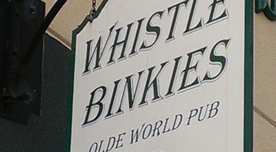 Photo of Pub Whistle Binkies Olde World Pub at 3120 Wellner Dr Ne, Rochester, MN 55906, United States