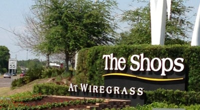 Photo of Mall The Shops at Wiregrass at 28211 Paseo Dr, Wesley Chapel, FL 33543, United States