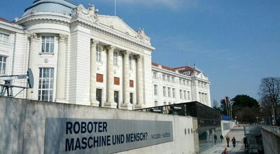 Photo of Science Museum Technisches Museum Wien at Mariahilfer Str. 212, Wien 1140, Austria