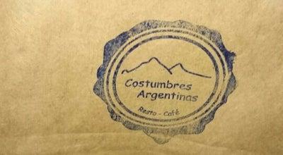 Photo of Argentinian Restaurant Restaurante Costumbres Argentinas at Costa Rica