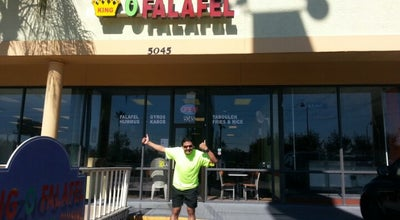 Photo of Mediterranean Restaurant King O Falafel at 5045 W Irlo Bronson Memorial Hwy, Kissimmee, FL 34746, United States