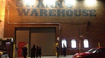 Photo of Event Space St. Ann's Warehouse at 66 Water St, Brooklyn, NY 11201, United States