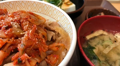 Photo of Japanese Restaurant すき家 419号高浜店 at 湯山町2-5-1, 高浜市, Japan