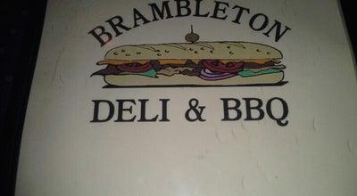 Photo of American Restaurant Brambleton Deli at 3651 Brambleton Ave, Cave Spring, VA 24018, United States