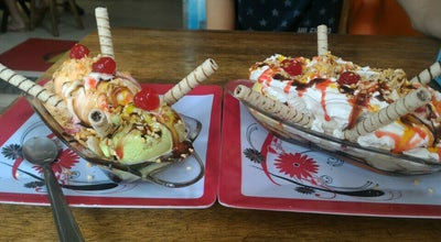 Photo of Ice Cream Shop Sorveteria Tarantela at R. José Bonifacio 15, Serra Negra, Brazil