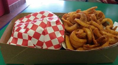 Photo of Burger Joint Dipper Diner at 700-798 Beach St, Santa Cruz, CA 95060, United States