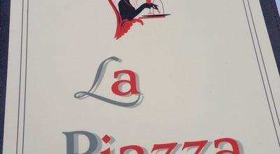 Photo of Italian Restaurant La Piazza at Weiherstr. 13, Pforzheim 75173, Germany