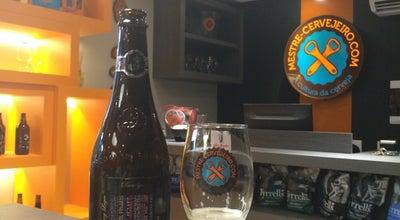 Photo of Brewery Mestre-Cervejeiro.com Campo Grande at Rua Bahia, 574 Loja 04, Campo Grande 79002-530, Brazil