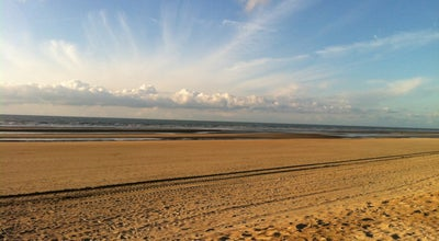 Photo of Beach Strand De Panne at De Panne 8660, Belgium